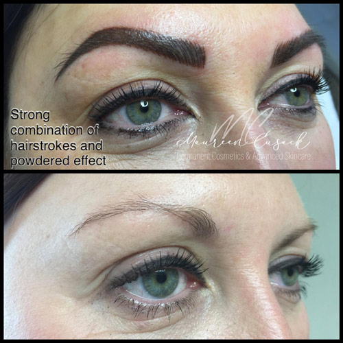 Brow spmu by Maureen